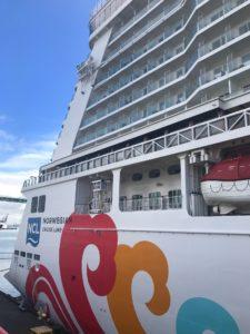 Norwegian Joy Ship