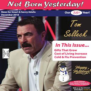 Tom Selleck December 2019